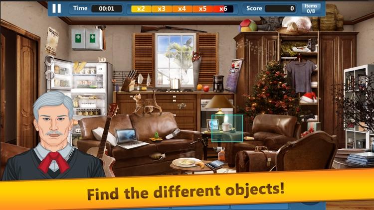 Tap Criminal - Hidden Object screenshot-3