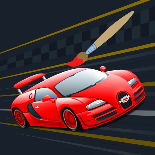 Bugatti Veyron Car Coloring Game - Play Free Boys games - Games Loon | 512x512