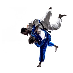 My First Judo Lessons