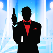 Agent Run And Dash In Vector City 2 - Best vector game for iPhone