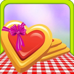 Jam Heart Cookies Maker – Bake carnival food in this cooking game for kids