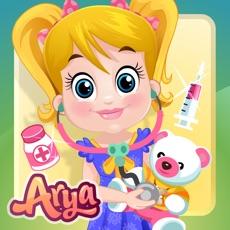 Activities of Baby Arya Teddy Doctor
