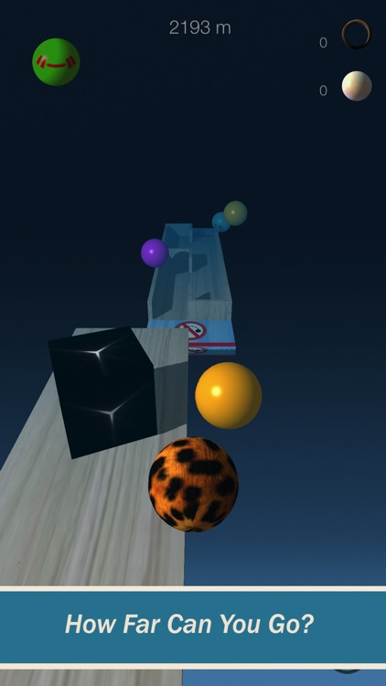 Beasty Ball Mania - A 3D Physics Based Endless Runner / Platformer Marble Rolling Dash screenshot-3