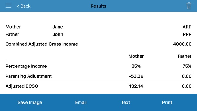 {State of TN Child Support Calculator on the App Store – State of Tennessee Child Support Worksheet