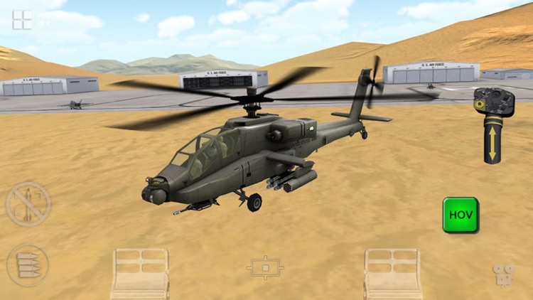 Apache 3D Sim screenshot-4