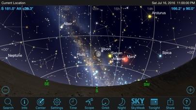 Screenshot #1 pour SkySafari 5 Pro