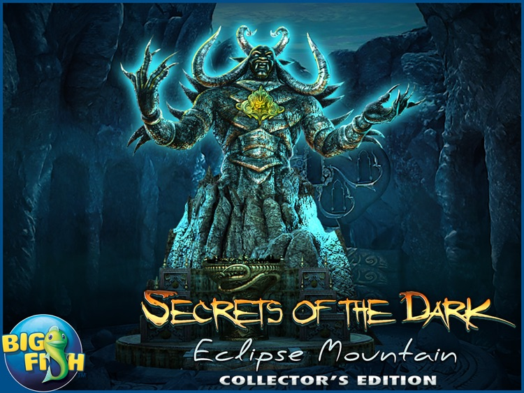 Secrets of the Dark: Eclipse Mountain Collector's Edition HD (Full) screenshot-4