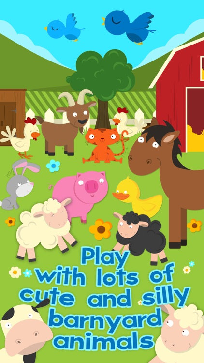Farm Games Animal Games for Kids Puzzles for Kids screenshot-3