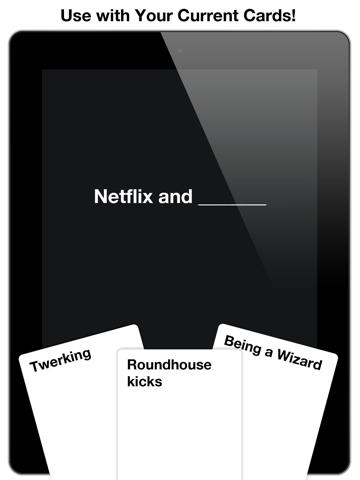 Black Cards-ipad-0