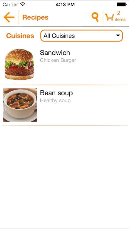 Healthy Food Hub