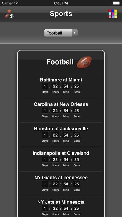 Sports Free screenshot-4