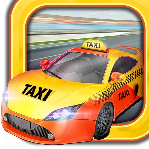 Taxi City Driver Race