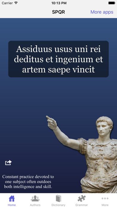 Spqr Latin Dictionary And Reader review screenshots
