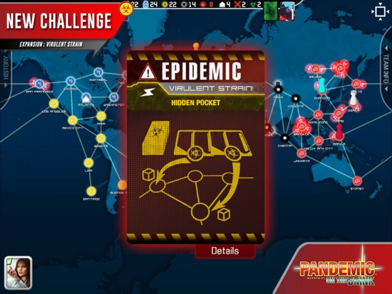 Screenshot #4 for Pandemic: The Board Game