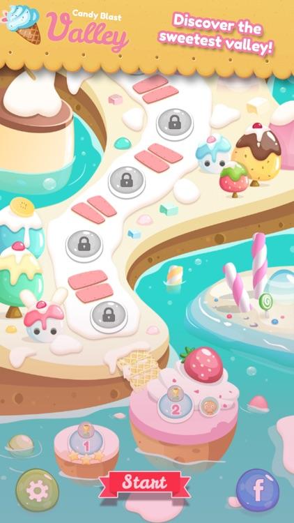 Candy Blast Valley