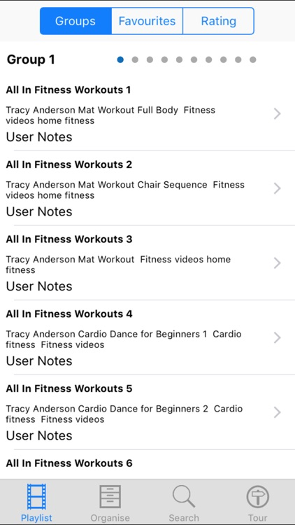 All In Fitness Workouts