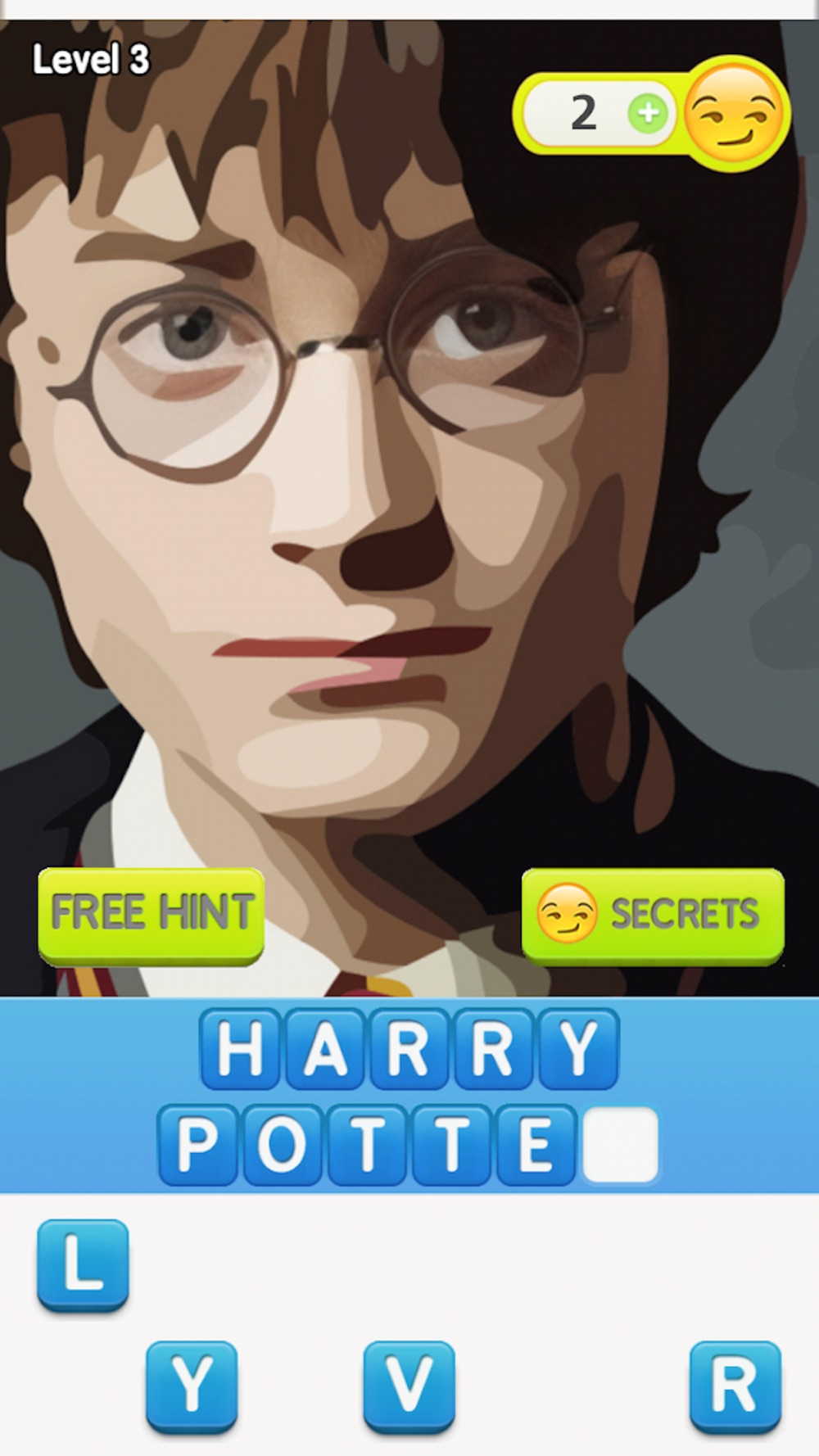 Guess The Movies Characters – puzzles drawn in watercolors style with emoji secrets! hack tool