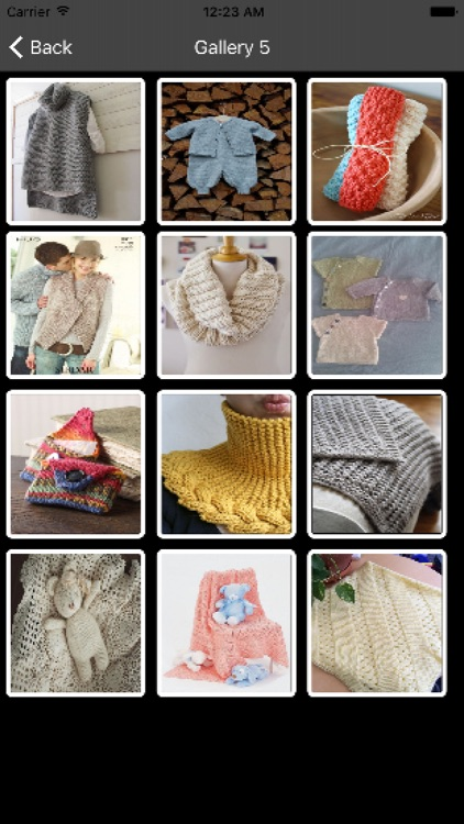 Projects Knitted With Easy Knitting Patterns By Beartech Bilisim