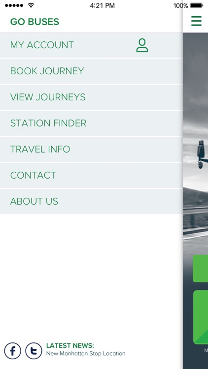 Go Buses – Bus Travel App, NYC, Boston, Providence