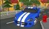 Racer Cars 3D for TV