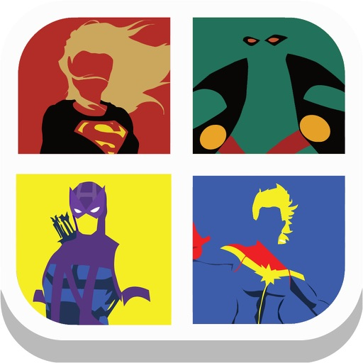 Avengers Quiz : Universe Comic Superhero Marvel Edtion Quiz Icon