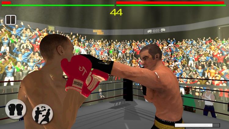 Real 3D Boxing Punch screenshot-3