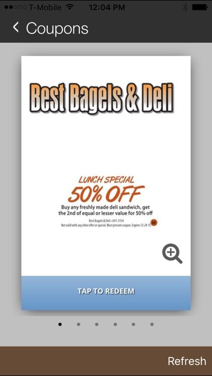 Best Bagels and Deli screenshot-3