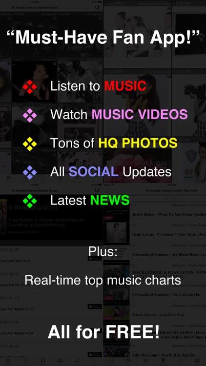All Access: Ariana Grande Edition - Music, Videos, Social, Photos, News & More!