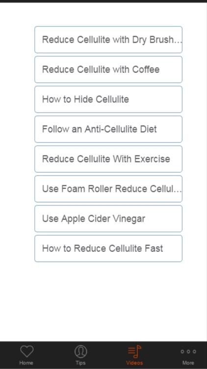 Cellulite Treatment - Learn How to Get Rid of Cellulite screenshot-3