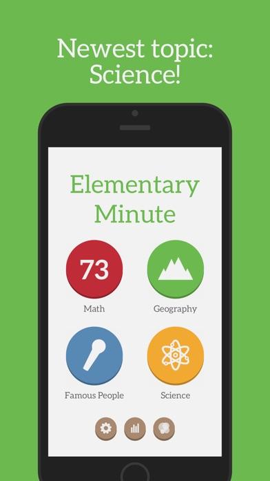 Elementary Minute screenshot1