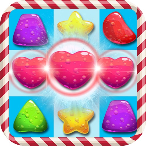 Crazy Jelly Blast Mania