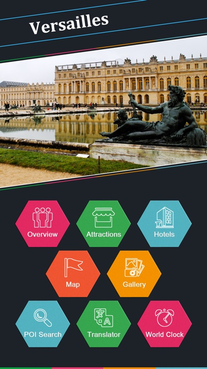 Versailles Tourism screenshot-1
