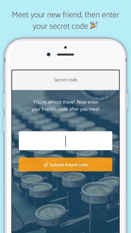 Rendezwho Find a new friend screenshot-4