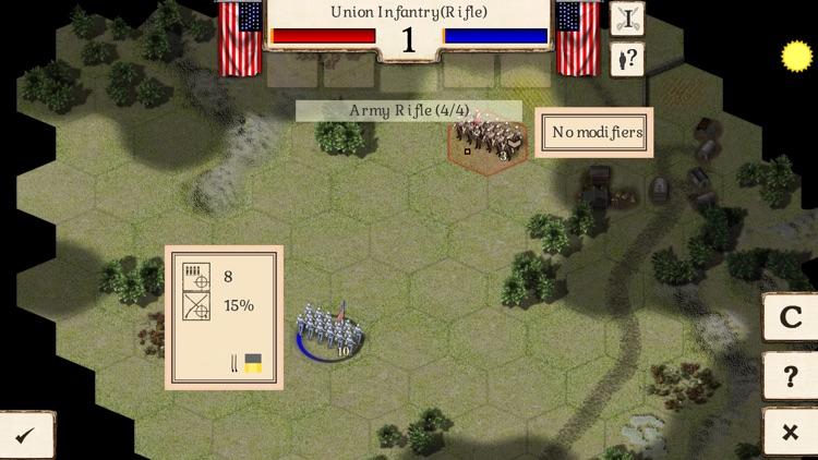 Civil War: Bloody April screenshot-3