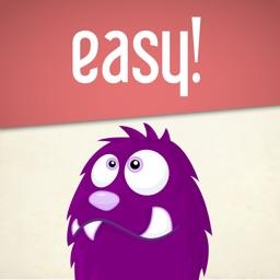 easy! A deluxe brainteaser!