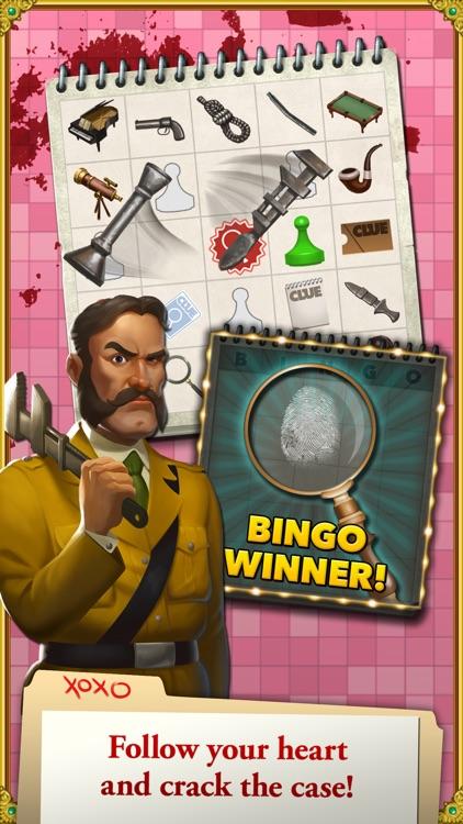 CLUE Bingo: Valentine's Day screenshot-3