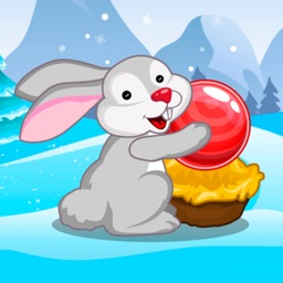 Bubble Shooter Easter Bunny - No Ads