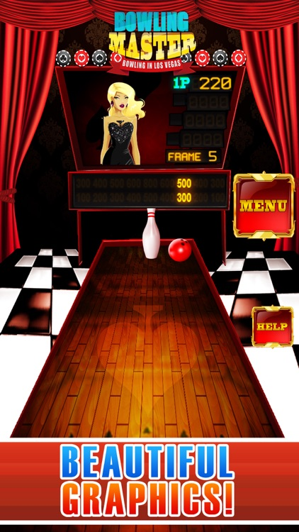 Universal Bowling King Pro screenshot-4
