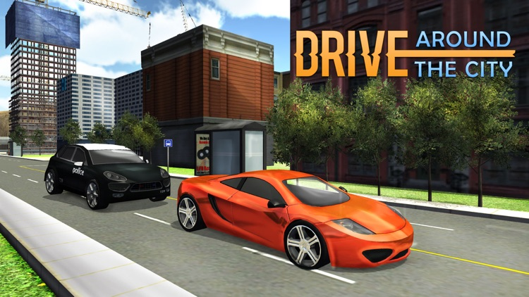 Police Traffic Speed Camera 3D by Ahsan Fazal