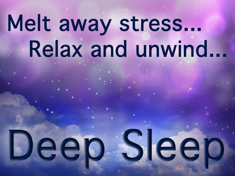 Sleep Deep Hypnosis and Meditation Affirmations by Erick Brown screenshot-0
