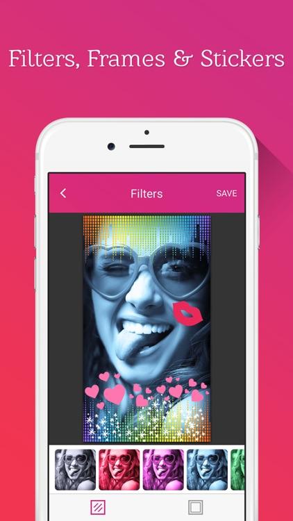 Selfshot - Front Flash Camera screenshot-4