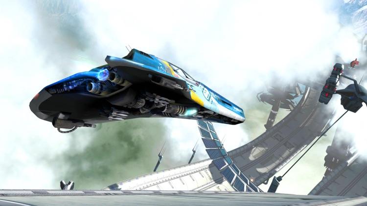 3D Speedway Racing Ahead! screenshot-4