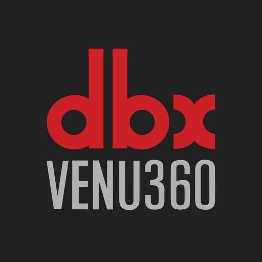 DriveRack VENU360 Control