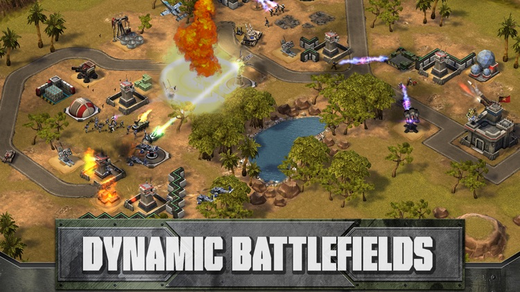 Empires & Allies screenshot-4