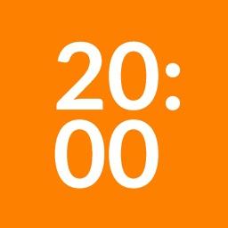 20 Minute Eating - Eat Slower