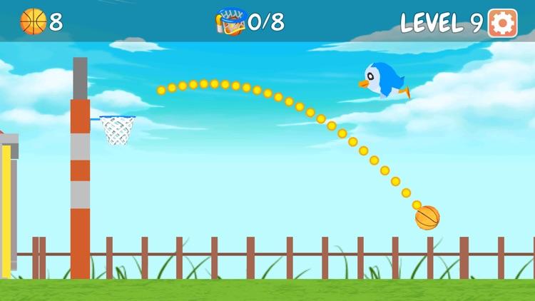 Basketball Master Challenge - Ball Throwing Champion screenshot-4