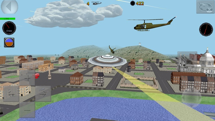 RC UFO 3D Lite screenshot-4