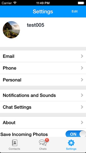 Unseen Messenger on the App Store