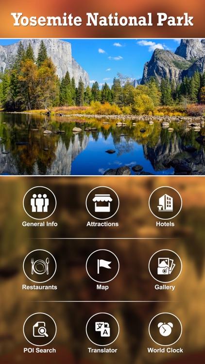 Yosemite National Park Tourism Guide