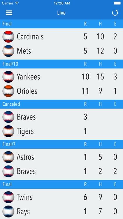 Predictor - Baseball 2016 Edition screenshot-4